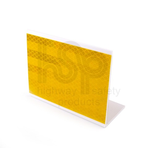 K-Rail Marker, yellow